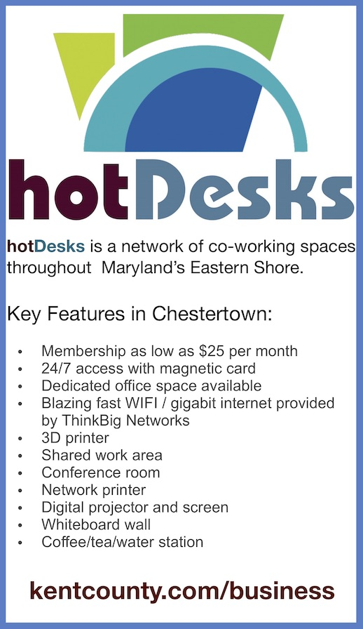 Kent County Hot Desks