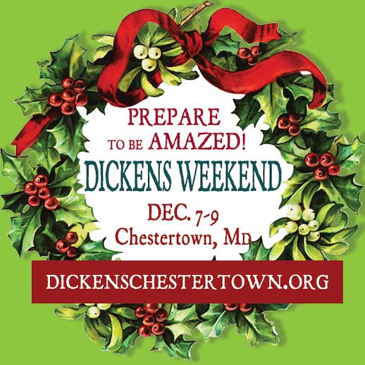 Chestertown Dickens Festival