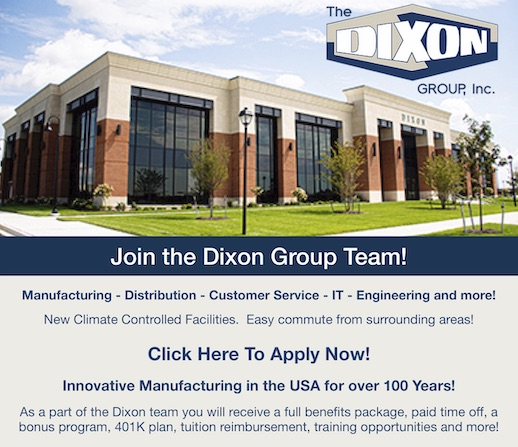 The Dixon Group Help Wanted