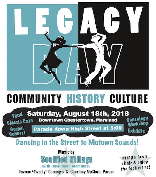 Legacy Day 2018
