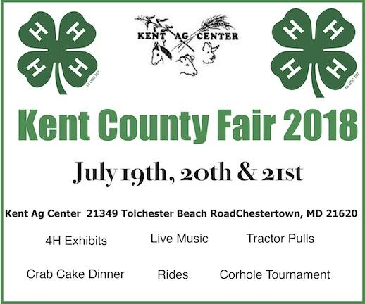 Kent County Fair 2018
