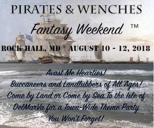 Pirates And wenches 2018